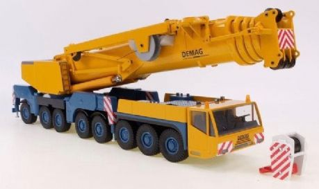 Conrad Demag AC500-2 SSL-Class Telescopic crane